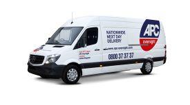 APC Overnight Delivery Van